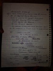 notes adv accounting