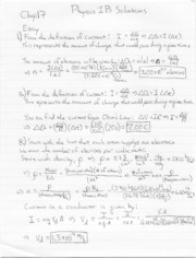 Ch.17 Solutions