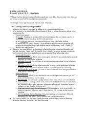Communication Test #2 study guide.docx