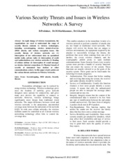 9b. Security Threats and Issues in Wireless Networks.pdf