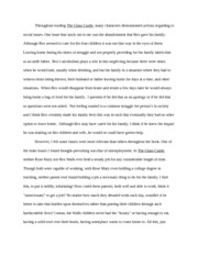 summary reaction and analysis paper on the glass castle 2 pages glass castle short essay