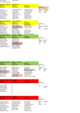 Final presentation schedule posted Spring 2012(2)