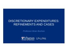 5.Video-3.4-Discretionary-Expenditures-Refinements-and-Cases