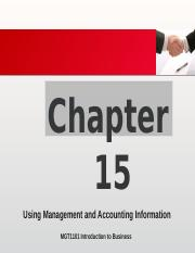 Chapter 15 Using Management and Accounting Information.pptx
