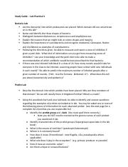 Lab practical 1 study guide SP17.docx