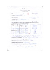 Ampere's Law Lab Report