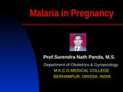 Malaria-in-Pregnancy