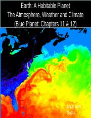 Lecture 11_atmosphere_weather_climate
