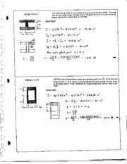 691_Mechanics Homework Mechanics of Materials Solution