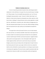 phi plato essay platos five forms of government in the  3 pages phi 105 socrates mlk essay