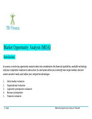 1697 Market Opportunity Anaysis Template - Assessment - 2.docx