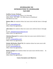 JOURNALISM_190_-_Syllabus_-_08_-15-