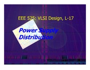 Lecture-17 Power Supply v03 slides