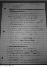 Understanding research results notes