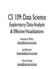 EXTENSION CSCI E-109 : Intro to Data Science - Harvard