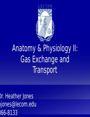 12 Gas Exchange and transport 2018 3:1, 3:5.pptx