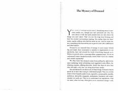 The Mystery of Demand.pdf