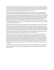 critical thinking and ethics 8 essay Thinking critically about ethics penn exam  8 thinking critically about ethics  i'm trying to start off writing my essay for my class and i can not seems to.