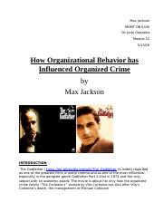 How_Organizational_Behavior_has_Influenced_Organized_Crime