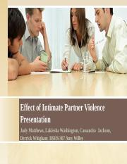 Effect of Intimate Partner Violence ppt. (4) (1).pptx