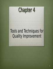 278010220-Quality-and-Performance-Excellence-7E-Chapter-4.ppt
