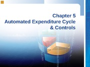 Chapter 5 Expenditure Cycle SP 12