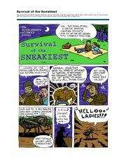 Survival of the Sneakiest.pdf