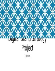DIGITAL BRAND STRATEGY Fall 2019.pptx