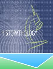 What is Histopathology