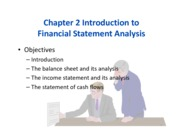 Chapter 2: Financial Statement Analysis