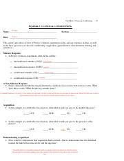 Worksheets psychsim answers 5 Psychsim 5