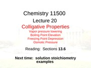 CHM 115M Lecture 20-Student Slides(2)