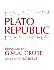 Republic (Second Edition) - Plato