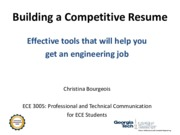 3005+resume+lecture