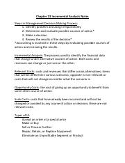Chapter 23 Incremental Analysis Notes.pdf