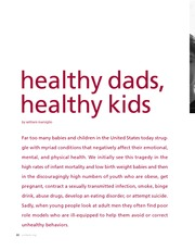 healthy dads, healthy kids