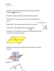 geometry ch 6 notes