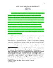 Opium Sample Bibliographic Essay-Q5Highlighted.docx