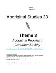 Copy of ABS30 Workbook Theme 3 - Aboriginal Peoples in CDN Society .docx