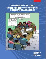 1.Bare-Convention no.98 of ILO on The Right to Organise and Collective Bargaining