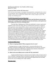 Case Study 1 Micro Biology.docx