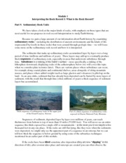 Historical Geology 3