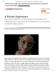 Adichie_+A+Private+Experience+(1)
