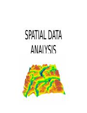 3SPATIAL DATA ANALYSIS.pptx