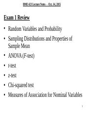 14 REVIEW_MIDTERM LectureOct14