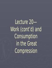 Inequality lecture 20spring 2016 work continued and consumption.pptx