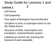 cell lecture 3