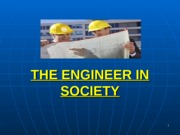 (6) Engineer in Society