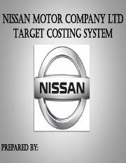 nissan motor co ltd case study Renault-nissan alliance: success by integration this case was written by sachin govind and debapratim the company was rechristened nissan motor co ltd.
