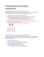 (A4) Chromosome and Gene connection 2.docx